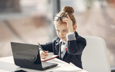 Cultive al empresario que hay en cada uno de sus hijos